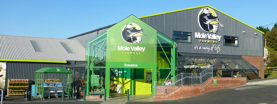 Mole Valley Farmers, Holsworthy